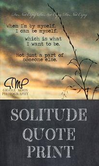 Solitude <3