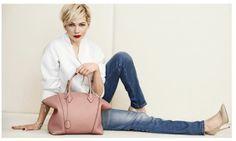 Michelle Williams, testimonial di Louis Vuitton  Lokit #bag #borse