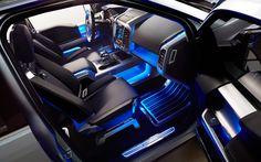 ford atlas | Ford Atlas Concept Interior 4 - Lol, I wish...