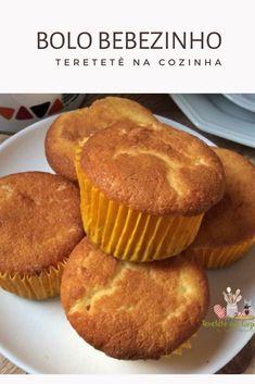 Cupcakes, Sweet Recipes, Cake Recipes, Cake Boss, Mini Cakes, Food Menu, Coffee Cake, Yummy Cakes, Bakery