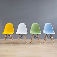 Replica Eames Eiffel Dsw Dining Chair By Charles Ray