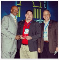 This post goes out to our members at the Ames Area Sports Commission for winning Member of the Year in 2007! #NASCAwardWinners #SportsTourism #SportsBiz