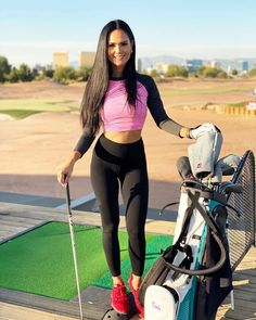 The Best Butt-Lifting Exercises To Tone Your Lower Body – Health Girls Golf, Ladies Golf, Sexy Golf, Perfect Golf, Golf Fashion, Our Girl, Sport Girl, Slim Fit, Sports Women