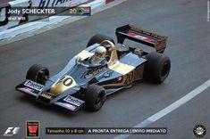 Adesivo Walter Wolf Racing F1 Formula 1 Sticker