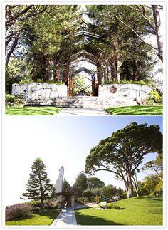 wayfarers chapel / would be a breathtaking venue Art Deco Wedding, Wedding Blog, Wedding Stuff, Wedding Day, Wedding Locations, Wedding Venues, Wayfarers Chapel, Black Envelopes, Beautiful Dream