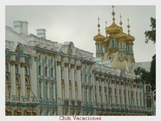 San Petersburgo -Pushkin