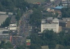 A massive amount of motorcyclists have gathered in Fort Washington for their 9/11 ride.