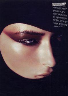 Makeup by Sharon Dowsett