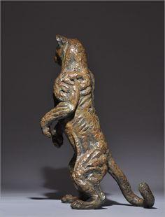 Curiosity - Bronze Sculptures by Mick Doellinger