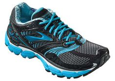 My new running shoes.  I've only logged 2 outdoor runs on them so far, but they feel great.  This is the third pair of Brooks I have bought and they continue to be my top choice for a neutral running shoe.
