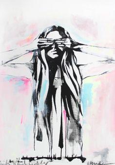 ARTIST SPOTLIGHT – HANNAH ADAMASZEK