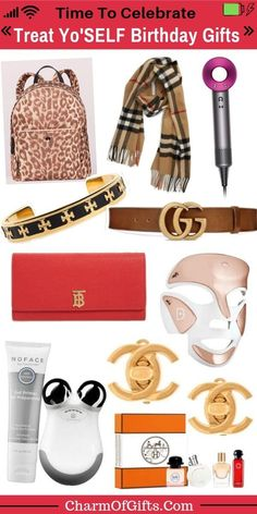 Regali di lusso per le donne che dovresti comprare per te, Luxury Gifts For Women, Cool Gifts For Women, Gifts For Dad, Birthday Gifts For Women, Expensive Gifts, Gold Bracelet For Women, Christmas Shopping, Bracelet Designs, Boyfriend Gifts