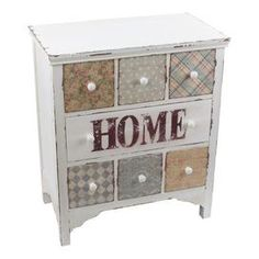 Home Chest of 7 Drawers