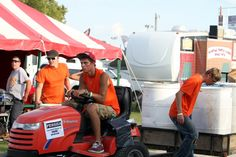 Apply for Grounds Crew summer job at County Fair