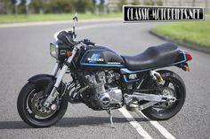 Suzuki GSX 1100ET Street Special