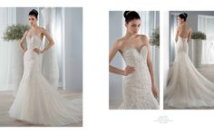 Demetrios Wedding Gowns style 590, 2016 Collection, Bridal Dresses