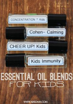 Last week I shared my favorite Essential Oils with you. And this week I'm going to talk about the blends that I've created for specific reasons for our family. There are a few just for kids and a couple just for adults. As always, be sure to do your research and make sure that you're …