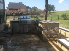 Landscaping Company, Outdoor Kitchens, Deck, Patio, Landscape, Outdoor Decor, Design, Home Decor, Decoration Home