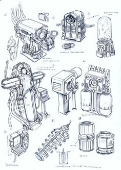 ::weird science and everyday objects:: env obj 91 by TugoDoomER on DeviantArt
