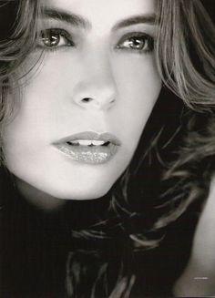 Sasha Sokol, black & white