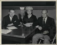 """Buster on Eloise English - Galen Drake Radio Show May 25,1957 Cleveland - Subject was """"Should Wives Continue Their Jobs After Marriage"""" ( would think Buster would say yes, considering how much Eleanor worked with him!)"""