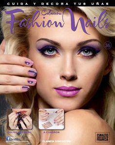 Fascículo 36 de Colección Fashion Nails