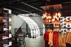 Adidas Originals pop-up at Sole DXB 2016 by LightBlue, Dubai – UAE » Retail Design Blog