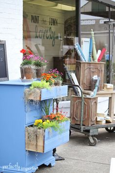 Troy Fest 2013 | Paint & Shop Display at Perfectly Imperfect