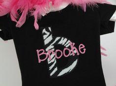 Personalized Danskin Leotard Custom Dance Gymnastics Leotard Name Initial Childrens Clothing on Etsy, $26.99