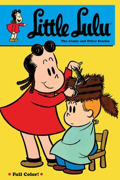 Little Lulu was another of my favourite comic book characters.