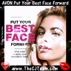 Put Your Best Face Forward with Avon! Find your faves on sale now. Several times a year Avon launches exclusive, custom scents that are only available through your Avon Representative. #Tip #Tutorial #CJTeam #BeautyTip #Sale #C23 #BestFace #Forward Shop #Avon  #Makeup Online @ www.TheCJTeam.com