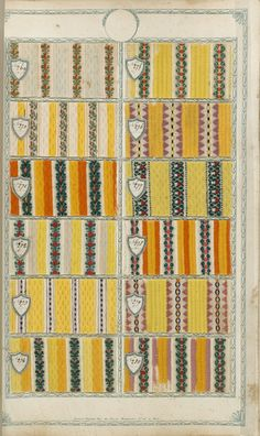 textile sample book c1771 the listing has 49 pages of fabric samples