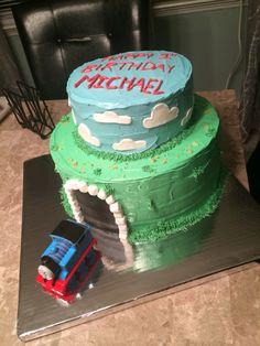 #thomasthetrain #thomasparty #thomascake #cake