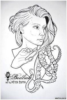 Peter Žuffa 2016 #art #tat #tattoo #tattoos #tetovanie #original #tattooart #slovakia #zilina #bodliak #bodliaktattoo #bodliak_tattoo