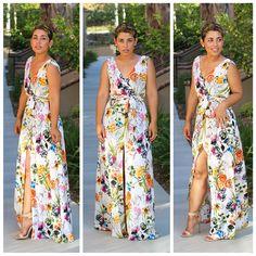 mimi g style maxi dress unique