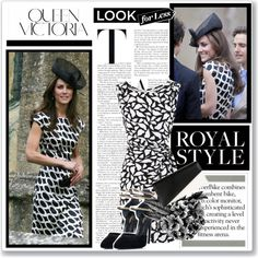 """""""black and white queen"""" by esterp ❤ liked on Polyvore"""