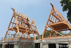 A-FRAME HOUSE : 네이버 매거진캐스트