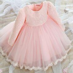 $19.46 (Buy here: https://alitems.com/g/1e8d114494ebda23ff8b16525dc3e8/?i=5&ulp=https%3A%2F%2Fwww.aliexpress.com%2Fitem%2F2016-new-children-autumn-and-winter-girl-Princess-Dress-baby-dress-full-sleeve-cute-skirt-18M%2F32741224875.html ) 2016 new children autumn and winter girl Princess Dress baby dress full sleeve cute dress 18M-8T for just $19.46