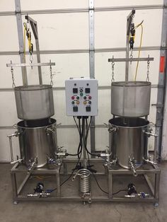 """Nano Brewer Dual™"" Professional Brewing System, 40 gallon version"