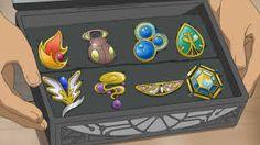Image result for pokemon gym badges