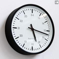 Vintage Industrial Clocks, Factory Clocks - Page 4 Industrial Clocks, Vintage Industrial, Home Clock, Instruments, Post Office, 1980s, Retro Vintage, Ebay, Wall Clocks