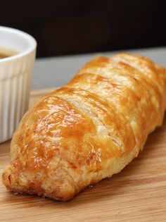 Bangers And Mash Sausage Rolls