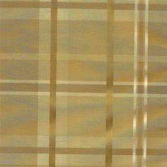 Custom Cologne Plaid Fabric Swatch EC Group B for custom tier curtains, valances, window top treatments, draperies