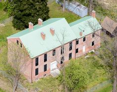 Blandair Mansion at Blandair Park | Howard County Recreation and Parks