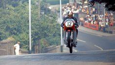 Agostini at Bray Hill, Isle of Man 1970