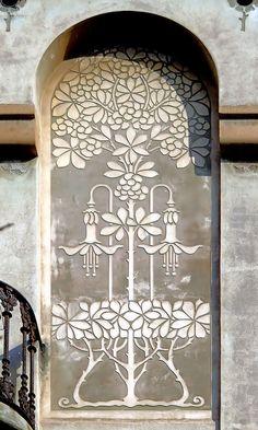 Casa Fernando Carné 1914 Architect: Josep Majó i Ribas