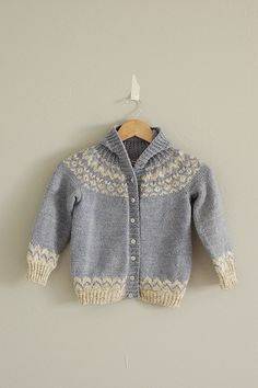 Ravelry: garmenthouse's my first lopi sweater