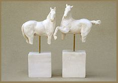 Equinesculptures.com [Galleries]. I am in love with her work.