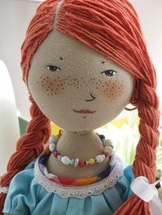 Кукла для Кристины - Чайка Вика
