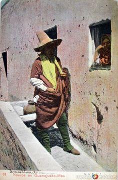 NOVIOS del Bajio Hacia 1909